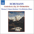 トーマス・バウアー/Schumann: Lieder Vol.1 - Liederkreis, Der Arme Peter No.3, Belsazar, Dichterliebe[8557075]