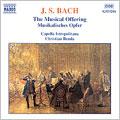 クリスティアン・ベンダ/Bach: Musikalischer Opfer [8553286]