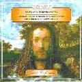 タチアナ・ニコラーエワ/J.S.BACH:TWO-PART INVENTIONS BWV.772-786/THREE-PART SINFONIAS BWV.787-801:TATYANA NIKOLAIEVA(p)[501055]