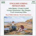 デイヴィッド・ロイド=ジョーンズ/English String Miniatures[8554186]