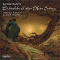 ジュリアス・ドレイク/Schumann: Dichterliebe &Other Heine Settings -Tragodie Op.64-3, Die Beiden Grenadiere Op.49-1, etc (10/2007) / Gerald Finley(Br), Julius Drake(p)[CDA67676]