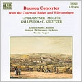 Peter Joseph von Lindpaintner (1791 - 1856)/Bassoon Concertos From the Courts of Baden and Wuerttemberg[8553456]