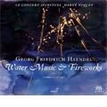 Handel: Water Music, Fireworks (+BT; Joyeux Anniversaire)  / Herve Niquet(cond), Le Concert Spirituel