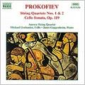 Aurora Qt/Prokofiev: Chamber Works[8553136]