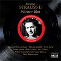 オットー・アッカーマン/J.Strauss II : Wiener Blut (5/21-22, 26-28, 31/1954):Otto Ackermann(cond)/Philharmonia Orchestra &Chorus/etc[8111257]