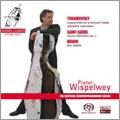 ピーター・ウィスペルウェイ/サン=サーンス: チェロ協奏曲第1番; チャイコフスキー: アンダンテ・カンタービレ Op.1, 他 / ピーター・ウィスペルウェイ, ブレーメン・ドイツ室内フィルハーモニー [RCCSSA16501]