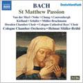 Mueller-Bruehl, Helmut/J.S.Bach: St Matthew Passion, BWV.244[8557617]