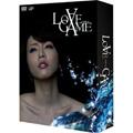 釈由美子/LOVE GAME DVD-BOX [VPBX-13987]