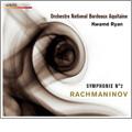 クワメ・ライアン/Rachmaninov: Symphony No.2 / Kwame Ryan, Orchestre National Bordeaux Aquitaine [MIR087]