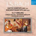 エリー・アメリング/ドイツ・ハルモニア・ムンディ バッハ名盤撰 VOL.38:J.S.バッハ:コーヒー・カンタータ BWV.211/結婚カンタータ BWV.202:E.アメリング(S)/ラインハルト・ペータース指揮/コレギウム・アウレウム合奏団/他 [BVCD-38131]
