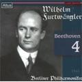 ベルリン・フィルハーモニー管弦楽団/Beethoven: Symphony No.4 x 2 [without Audience + Live] (6/27-30/1943) / Wilhelm Furtwangler(cond), Berlin Philharmonic Orchestra[ALT158]