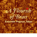 Yamamoto, Norihisa/Ensemble Pegasus, Tokyo/A Flourish of Brass - Mahler, P.Dukas, P.Grainger, Bruckner, Brahms, etc  / Norihisa Yamamoto(cond), Ensemble Pegasus, Tokyo [MRSACD019]