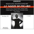 Mozart: Le Nozze di Figaro (1/15/1955) / Fritz Stiedry(cond), Metropolitan Opera Orchestra & Chorus, Eleanor Steber(S), Cesare Siepi(Bs), etc