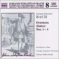 ヘルムート・ミュラー=ブリュール/Bach: Orchestral Suites, BWV1066-9[8554609]