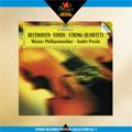 アンドレ・プレヴィン/ベートーヴェン: 弦楽四重奏曲第14番 Op.131; ヴェルディ: 弦楽四重奏曲 (2/1999) / アンドレ・プレヴィン指揮, VPO<タワーレコード限定>[PROA-251]