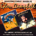 Glen Campbell/ラインストーン・カウボーイ&ブラッドライン [VSCD-5219]