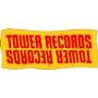 TOWER RECORDS スタンダードタオル 1