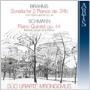 Karl-Hermann Mrongovius/Brahms: Sonata for 2 Pianos Op.34b; Schumann: Piano Quintet Op.44 (11/2006) / Duo Uriarte-Mrongovius [475972]