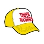 TOWER RECORDS メッシュキャップ Yellow