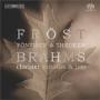 Brahms: Clarinet Sonata No.1, No.2, Clarinet Trio / Martin Frost, Roland Pontinen, Torleif Thedeen