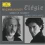 セルジオ・ティエンポ/Rachmaninov: Elegie Op.3-1, Melodie Op.3-3, Twilight Op.21-3, etc / Mischa Maisky(vc), Sergio Tiempo(p) [4777235]
