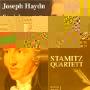 シュターミッツ四重奏団/J.Haydn:String Quartets:Lerchenquartett Hob.III-63/Reiterquartett Hob.III-74/Kaiserquartett Hob.III-77:Stamitz Quartet [BR100355]