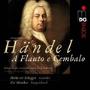 ハイコ・テル・スケヘット/Handel: Sonatas for Recorder & Harpsichord / Heiko ter Schegget, Zvi Meniker [90515646]