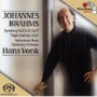 Brahms : Symphony No.2 Op.73, Tragic Overture Op.81  / Hans Vonk(cond), Netherlands RSO