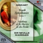 MOZART:YOUTH SYMPHONIES VOL.4:NO.6 K.43/NO.48 K.111/120/NO.50 K.161/163/NO.51 K.121/ETC :NEVILLE MARRINER(cond)/ASMF