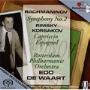 Rachmaninov: Symphony No.2 Op.27; Rimsky-Korsakov: Capriccio Espagnol Op.34 (4/1976)  / Edo de Waart(cond), Rotterdam PO