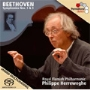Beethoven: Symphonies No.1, No.3  / Philippe Herreweghe(cond), Royal Flemish Philharmonic