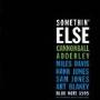 Cannonball Adderley/サムシン・エルス [TOCJ-7092]