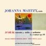 ヨハンナ・マルツィ/コレクターズ・シリーズ:ドヴォルザーク:ヴァイオリン協奏曲 OP.53/ラヴェル:ハバネラ形式による小品/他:ヨハンナ・マルツィ(vn)/フェレンツ・フリッチャイ指揮/ベルリンRIAS交響楽団/ジャン・アントニエッティ(p) (6/10/1953) [GDCL-0018]