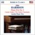 Amelia Piano Trio/J.Harbison: Piano Trio No.2/Gatsby Etudes/Violist's Notebook Book.1/Book.2/etc:Amelia Piano Trio/Steven Tenenbom(va)/etc [8559243]