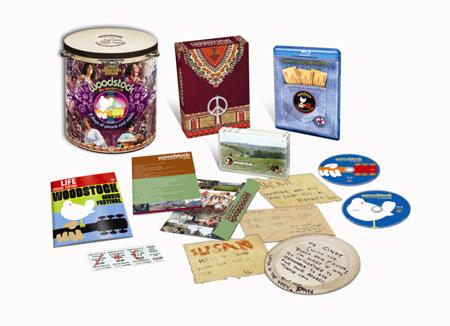 ディレクターズカット ウッドストック 愛と平和と音楽の3日間 40周年記念 アルティメット・コレクターズ・エディション タンバリンBlu-ray BOX<完全生産限定盤>