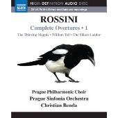 クリスティアン・ベンダ/Rossini: Complete Overtures Vol.1 [NBD28]