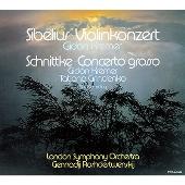 シベリウス: ヴァイオリン協奏曲; シュニトケ: 合奏協奏曲<タワーレコード限定>