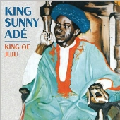 King Sunny Ade/ジュジュ・ミュージックの王様 [WRR-5210]
