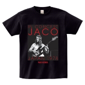 Jaco Pastorius × TOWER RECORDS T-shirts ブラック Lサイズ