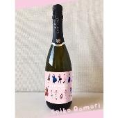 大森靖子 × TOWER RECORDS CAFE オリジナルラベルスパークリングワイン