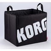 KORG LPレコードケース ホワイト