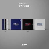 Border: Carnival: 2nd Mini Album (ランダムバージョン)