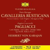 マスカーニ:歌劇『カヴァレリア・ルスティカーナ』&レオンカヴァッロ:歌劇『道化師』 [2CD+High Fidelity Pure Blu-ray Audio]