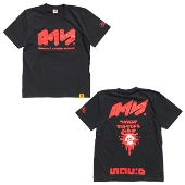 スプラトゥーン2 × TOWER RECORDS タワレコ T-shirt 黒 Mサイズ
