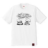 スプラトゥーン × TOWER RECORDS イカタコ T-shirts ホワイト Mサイズ