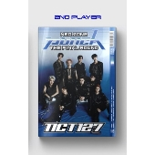 NCT#127 Neo Zone: The Final Round: NCT 127 Vol.2 (Repackage)(2nd Player Ver.)