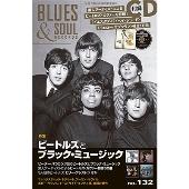 BLUES & SOUL RECORDS Vol.132 [MAGAZINE+CD]