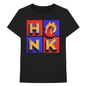 HONK Album Art Tee Black/Mサイズ
