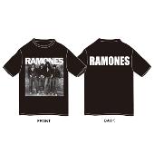 RAMONES × STUDIO RUDE TEE 1 Black Mサイズ