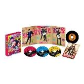 節約ロック [3Blu-ray Disc+CD]